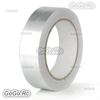 Aluminum Foil Heat Radiation Shield Tape Reflector Sealing Adhesive 30mm x 50m