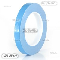 10mm X 25M/roll 3M Double-sided Thermal Adhesive Tape for LED CPU GPU Heatsink