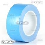 50mm X 25M/roll 3M Double-sided Thermal Adhesive Tape for LED CPU GPU Heatsink