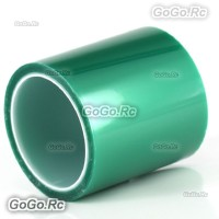 100mm x33m(100ft) Green PET Tape High Temperature Heat Resistant Solder BGA PCB