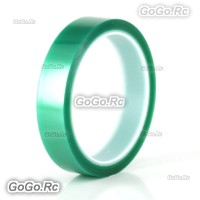 15mm x33m(100ft) Green PET Tape High Temperature Heat Resistant Solder BGA PCB