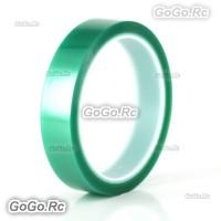 15mm x33m(100ft) Green PET Tape High Temperature Heat Resistant Solder BGA PCB