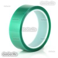 50mm x33m(100ft) Green PET Tape High Temperature Heat Resistant Solder BGA PCB