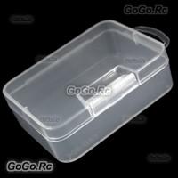 10 Pcs Hard Storage Plastic Case Storage Box Container Box 92 mm x 68 mm x 30mm
