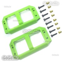 Plastic Servo Cover Green For The TAROT 550 600 Helicopter - MK6045C