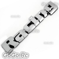 3D Racing Chrome Badge Emblem Sticker Decoration Tag for Motor Cars (ABS002)