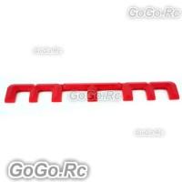 3D MTM Red Badge Emblem Sticker Decoration Tag (DL0123)