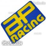 AP Racing Sticker Decal Emblem 55mmx77mm - CSA001