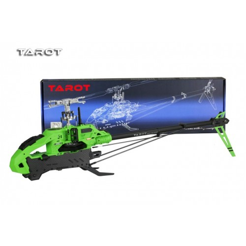 Tarot 550 Pro MK55A00 6CH 3D Flying RC Helicopter Kit Without Main Blade and Tail Blade