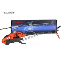 Tarot 600 Pro MK6PRO 6CH 3D Flying RC Helicopter Combo Version With Main/Tail Blade Metal Tail Set