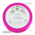 CNC Aluminum 30T Center Pulley Gear for 3racing SAKURA Drift D3 Sport RC Models