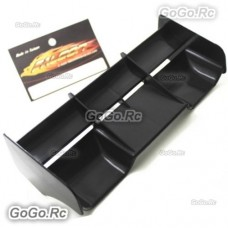 Hi Down Force Rear Spoiler Wing Black For 1 : 8 Buggy RC Off Road Cars