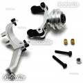 Devil 500 Silver Tail Control Arm Assembly With Bearings For 500 Pro Helicopter