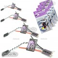 4 Pcs Mini Emax Bullet Series 6A BLHeli-S Dshot ESC For 2S FPV Racing Drone