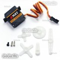 1 Pcs EMAX Model ES09A Dual-Bearing Specific Swash Servo for RC Helicopter Plane