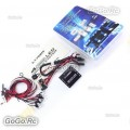 GT Power 4-Channel Professional LED Lighting System For RC Car Truck - GT030
