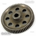 11184 Differential Metal Main Gear 64 Teeth 1/10 Scale For HSP RC Buggy Parts