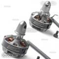 2 Pcs GARTT ML2204S 2300KV CW & CCW Brushless Motor For Multirotor Quadcopter