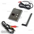5.8G 48CH 600mW Wireless Av Receiver With Led Channel Display RC832 For Drone