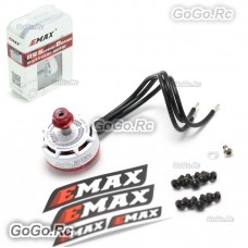 EMAX RS2306 2550KV White Editions RaceSpec Brushless Motor for FPV Racing Drone