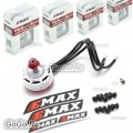 4 x EMAX RS2306 2550KV White Editions RaceSpec Brushless Motor for Racing Drone
