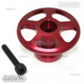 Tarot Metal Head Stopper Red For Trex 450 Helicopter - TL45018-04