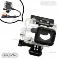 Skeleton Housing Protective Case Mount with Lens for Gopro HD Hero 3 - GP46