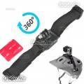 360 Degree Rotation Helmet Head Strap Holder Mount for GoPro Hero 4 3+ 2 - GP39