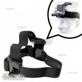 Elastic Head Strap Mount Belt Headband for GoPro Hero 4 3+ 3 2 1 - GP32