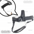 Lightweight Head Belt Mount Strap for GoPro Hero 2 / 3 / 3+ / 4 /SJ4000 - GP33