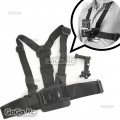 Chest Body Strap with 3-way Adjustment Base For GoPro Hero 4/3/2/1 - GP42
