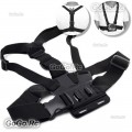 Adjustable Chest Body Strap Belt Mount Harness For GoPro HD Hero 2 3 3+ 4 - GP36