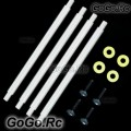 4x Feathering Shaft For Trex 450 Sport V3 PRO Heli / Tarot Flybarless (RH45021)