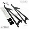 TAROT Carbon Landing Skid Set For Trex 450 V3 Sport Helicopter (RH2776-01)