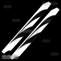 360mm Glass Fiber Main Blades For 450L Align Trex RC Helicopter - 450L-048