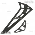 Gartt 450L Carbon Fiber Stabilizer For Trex 450L Rc Helicopter - 450L-032