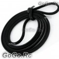 1 Pcs 532XL Tail Drive Belt for Trex 550 RC Helicopter