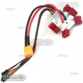 APM 6 axis Multicopter ESC XT60 Power Transfer Plate Power Distribution Board MC022-6X
