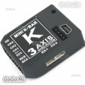 K-BAR 3-Axis 5.3.4 PRO K8 Mini Gyro For Flybarless 450-700 Speed Governing - KBA01GY