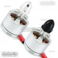 2 Pcs 2212 920KV CCW & Plus Thread Brushless Motor for DJI F330 F450 F550 X525