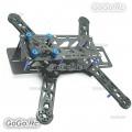 Emax 250mm Carbon Fibre Fiber Mini Quadcopter Frame Kit Blue Not FPV250 QAV250