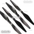 2 Pair 10x3.8 Carbon Fiber Propeller CW CCW 1038 Props For DJI F450 F550