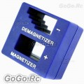 Magnetizer Demagnetizer Screwdriver Magnetic Tool Blue (F022BU)