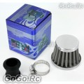 12 mm STAINLESS STEEL CONE MINI AIR INTAKE CRANKCASE VALVE COVER BREATHER FILTER